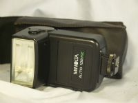 ' MINOLTA 132PX FLASH CASED ' Minolta Auto 132PX Flash Cased £9.99